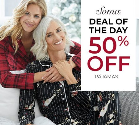 DEAL OF THE DAY from Soma Intimates