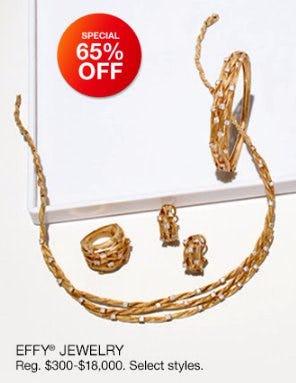 65% Off Effy Jewelry