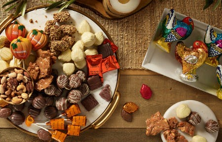 See's-onal Treats for your Thanksgiving Day Feast from See's Candies