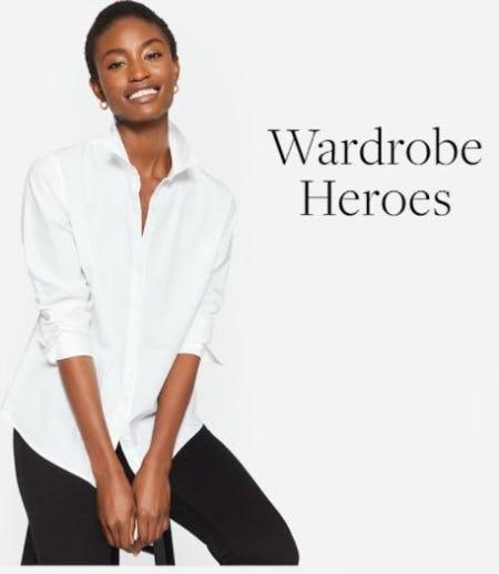 Meet the Wardrobe Heroes from J. Mclaughlin