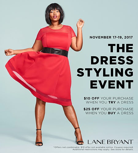 THE DRESS STYLING EVENT