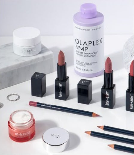 New from Augustinus Bader, Dr. Barbara Sturm and Olaplex from Bluemercury