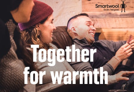 Layers of Style from Smartwool