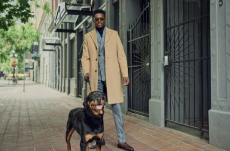 Our New Fall/Winter 2021 Collection from Indochino