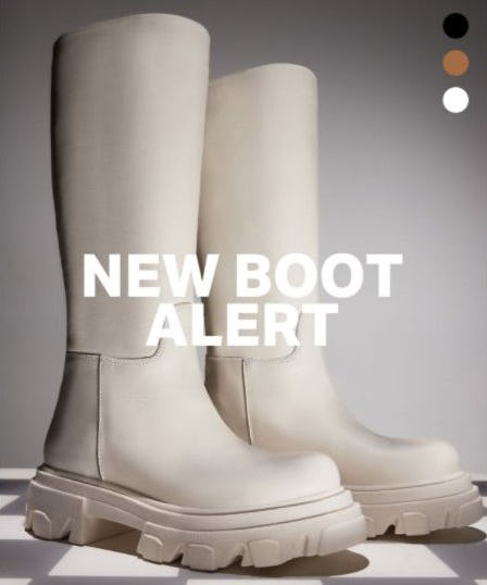 New-Arrival Boots from Steve Madden
