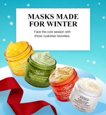 Discover Our Mask Collection for Winter