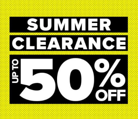 Up to 50% Off Summer Clearance from Rainbow