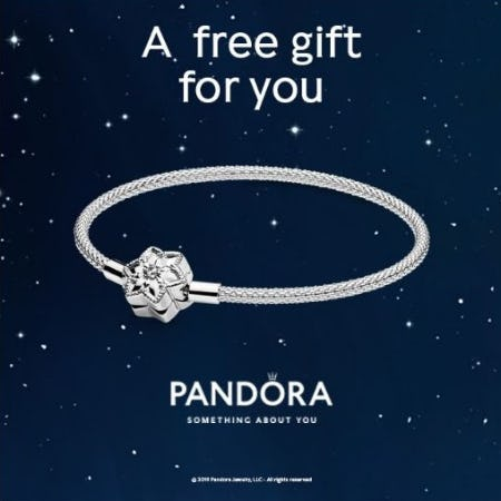 Free Limited Edition Pandora Bangle with Any $125 Pandora Purchase from Ben Bridge Jeweler