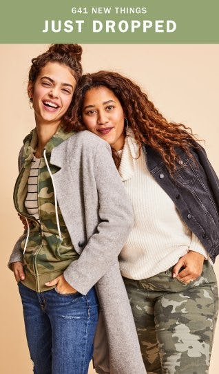641 New Things Just Dropped from Old Navy