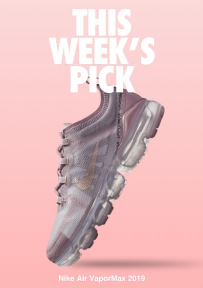 Nike Air VaporMax 2019 from Nike