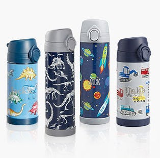 Insulated Water Bottles from Pottery Barn Kids