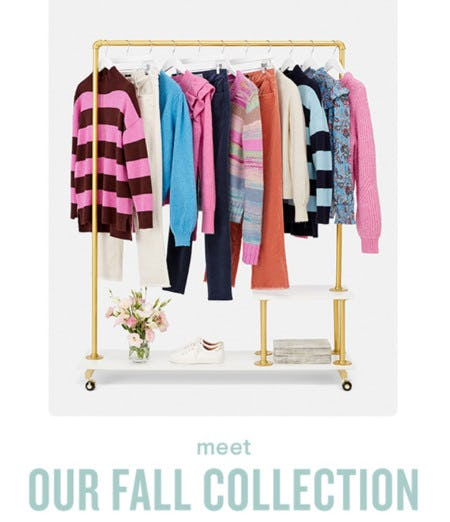 Meet Our Fall Collection from Loft