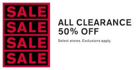 All Clearance 50% Off from Express Factory