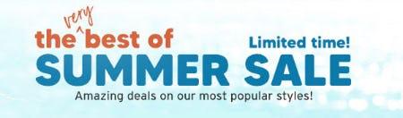 The Very Best of Summer Sale from Eddie Bauer