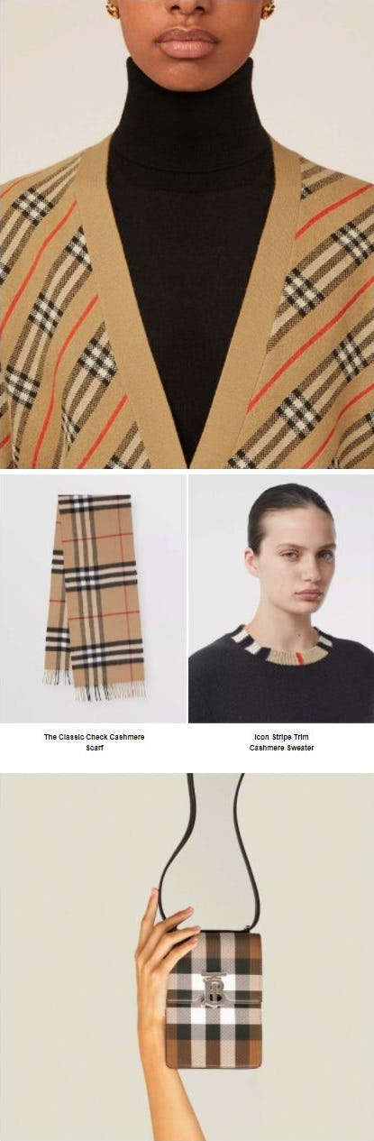 Unmistakably Burberry from Burberry