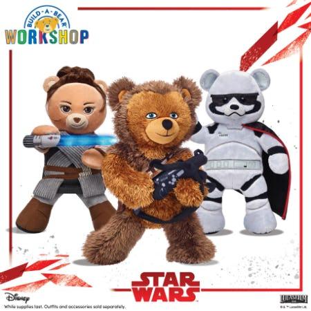 STAR WARS: CHEWBACCA BEAR