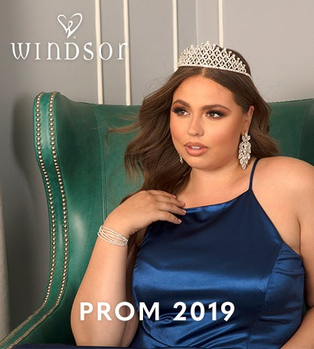 Plus Size Prom Dresses from Windsor