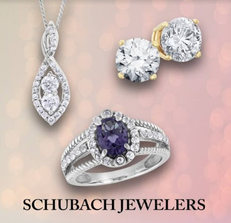 Limited Time Offer from Schubach Jewelers