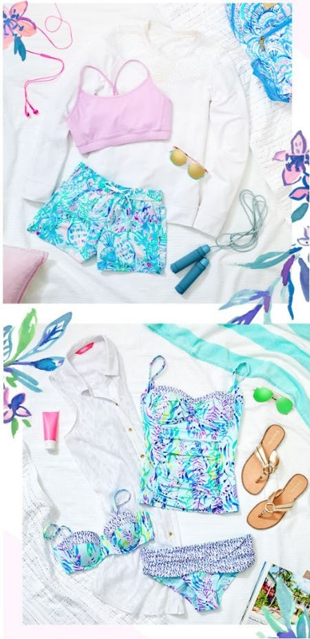 Vacation Looks to Love from Lilly Pulitzer