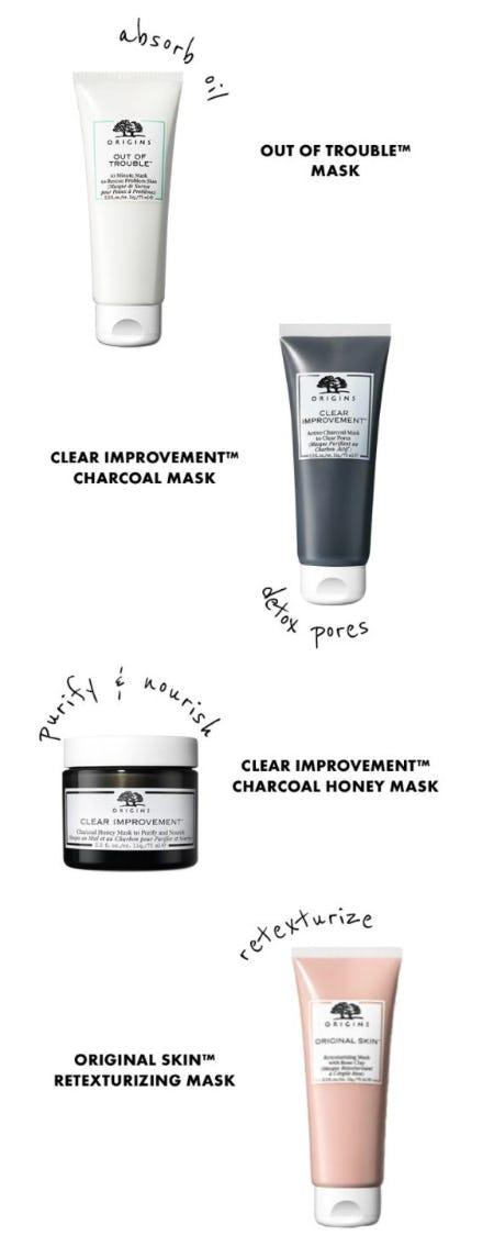 A Mask for Skin Concerns