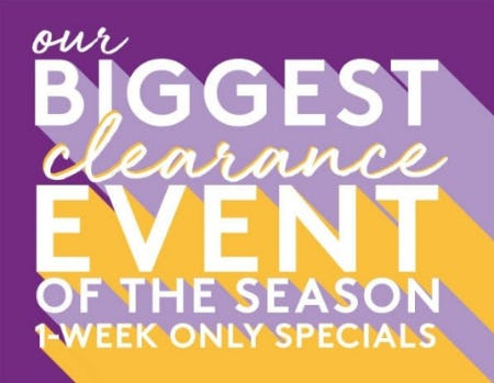 Up to 75% Off Clearance from Lord & Taylor