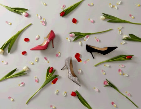 The Valentine's Edit from Jimmy Choo