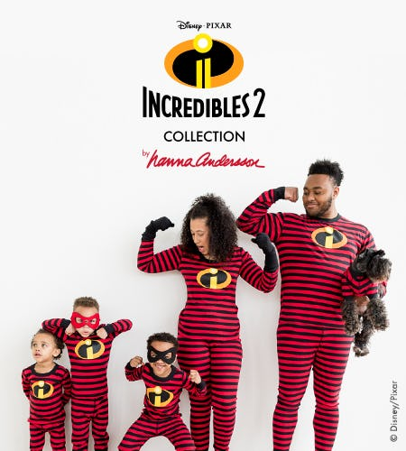 Hanna's Disney • Pixar's Incredibles 2 Party from Hanna Andersson