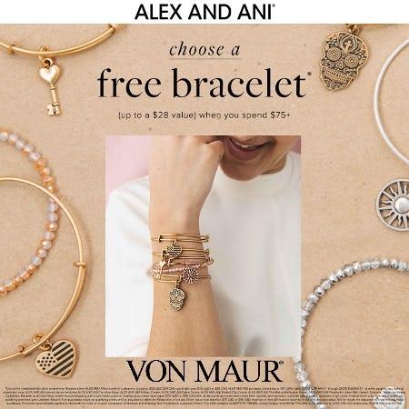 2d1f07257bd Alex   Ani Free Bangle Promotion