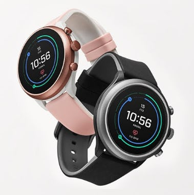 Introducing the Sport Smartwatch from Fossil