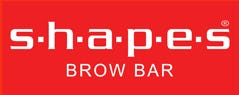 Shapes Brow Bar                          Logo