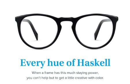 Ever Hue of Haskell