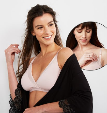 Beautiful Maternity Bras from A Pea In The Pod