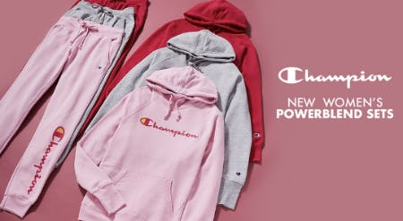 New Women's Powerblend Sets from EbLens Clothing and Footwear