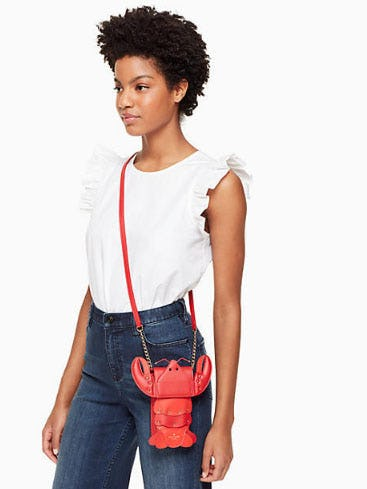 Lobster North South Crossbody Iphone Cases Case from kate spade new york