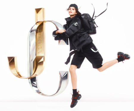 The Limited Edition AW19 Apparel Collection from Jimmy Choo