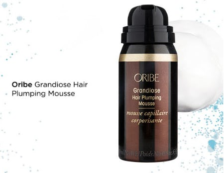 Oribe Grandiose Hair Plumping Mousse from Bluemercury