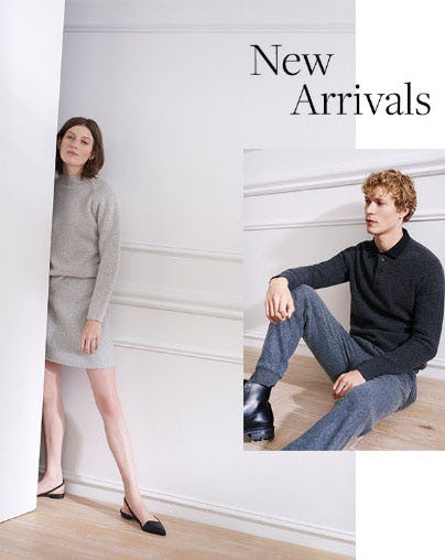 Shop New Arrivals from Club Monaco