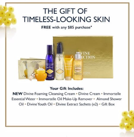 The Gift of Timeless-Looking Skin Free With Any $85 Purchase