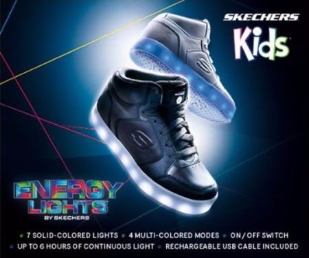 Skechers Sneakers that Illuminate