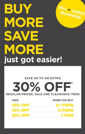 3ef0a5801ddef 25% Off Select Michael Kors Items at Lord & Taylor | Bridgewater Commons