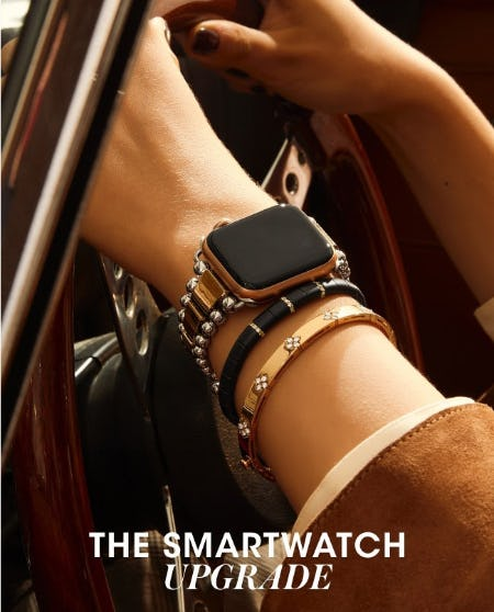 Tech Update: New Smartwatch Bands from Bloomingdale's