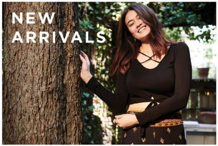 New Arrivals to Love from Earthbound Trading Company