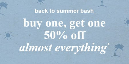 BOGO 50% Off Almost Everything from Abercrombie Kids