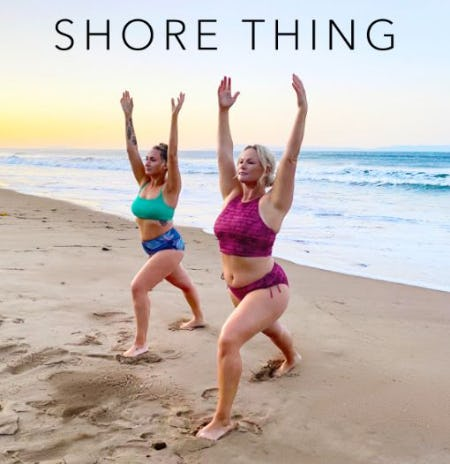 Swim Season Is Officially Here from Athleta