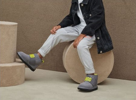 The Neumel Graphic Boot