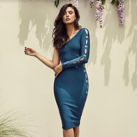 Fall Glamour at Marciano from Marciano