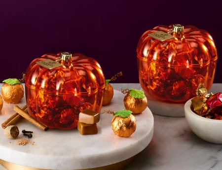 Pumpkin Pumpkin! from Godiva Chocolatier