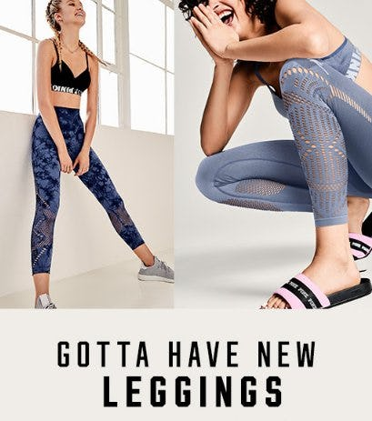 Shop New Leggings from Victoria's Secret