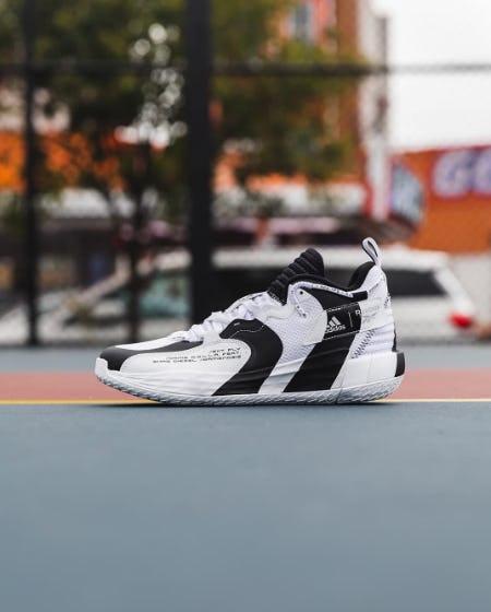 The New Adidas Dame 7 'Damenosis