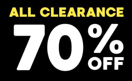 70% Off All Clearance from Gymboree